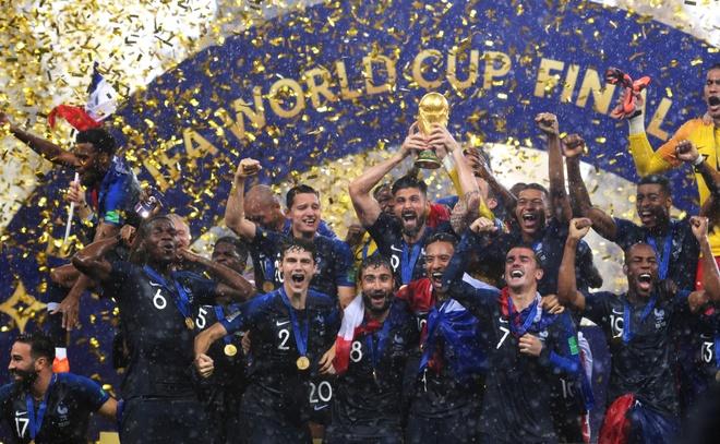 FIFA can nhac to chuc World Cup 2 nam mot lan hinh anh 1