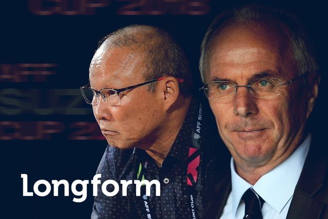 Viet Nam, Park Hang-seo va 'thu thach cuc dai' Sven-Goran Eriksson hinh anh