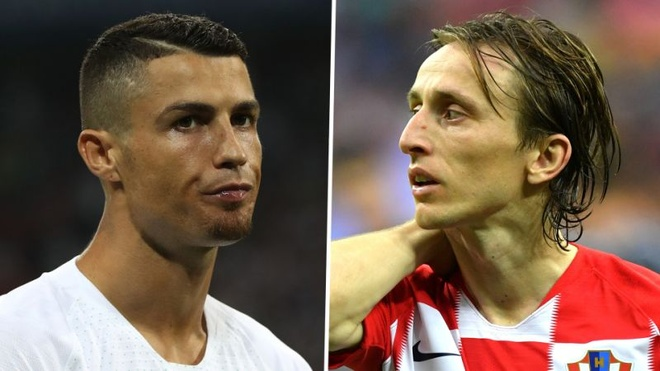Bao Tay Ban Nha: Ronaldo ve nhi, Modric gianh Qua bong vang 2018 hinh anh