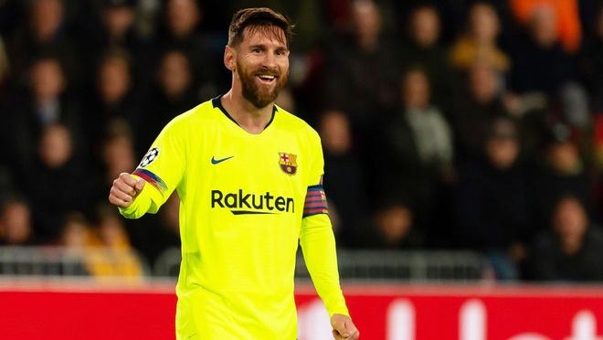PSV vs Barca (1-2): Messi kien tao va ghi ban dep mat hinh anh