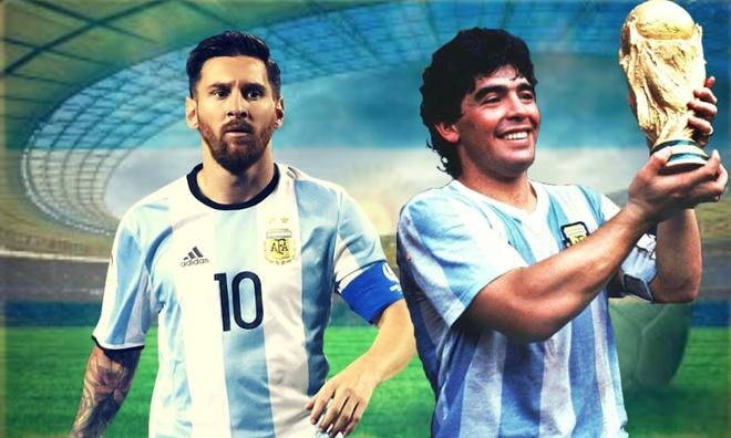 Pele: 'Messi chi choi mot chan, khong biet danh dau, thua xa Maradona' hinh anh 1