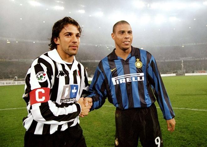 Juventus vs Inter anh 1