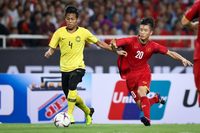 Malaysia dang di dung duong vo dich cua Viet Nam tai AFF Cup 2008 hinh anh