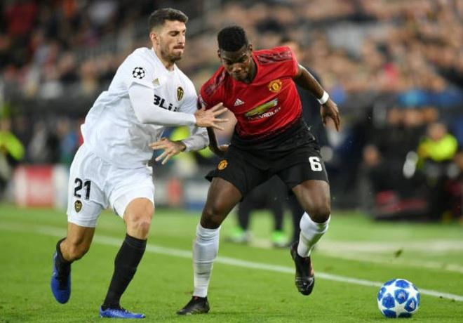 Valencia 2-0 Man Utd: Phil Jones lap cu dup sai lam hinh anh