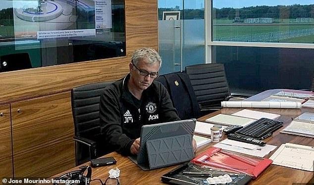 MU chi mat 5 phut de don dep do dac cua Jose Mourinho hinh anh 1