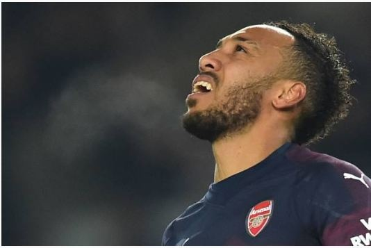 Aubameyang ghi ban, Arsenal co 1 diem hu via truoc Brighton hinh anh
