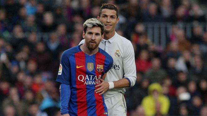 Lionel Messi: 'Tat ca deu nho Ronaldo' hinh anh