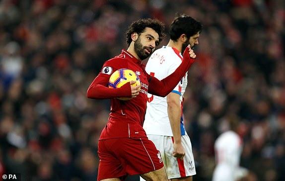 Salah toa sang giup Liverpool thang nghet tho Crystal Palace 4-3 hinh anh 1