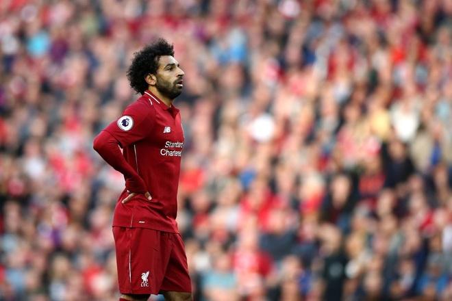 Liverpool vs Crystal Palace (0-1): Dia chan tai Anfield hinh anh