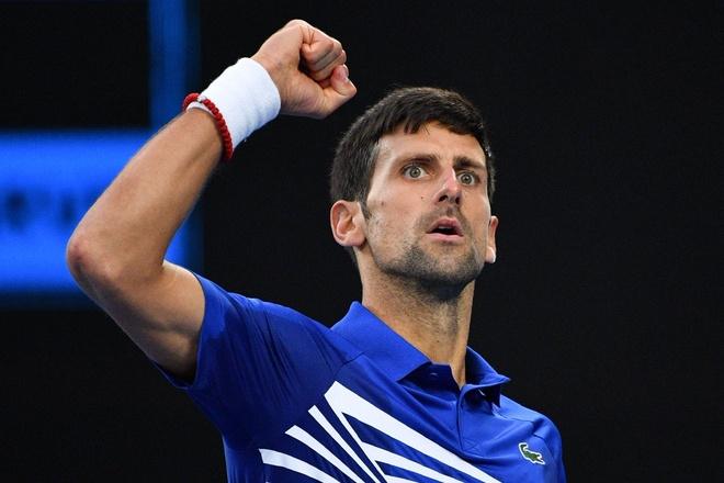 Huy diet Nadal, Djokovic gianh chuc vo dich Australian Open hinh anh 1