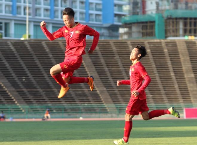 AFC goi dan em cua Cong Phuong la nguoi hung trong mau ao U22 Viet Nam hinh anh 1