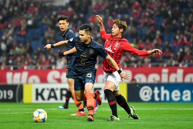 Buriram United thua Urawa Reds trong tran Xuan Truong du bi hinh anh 1