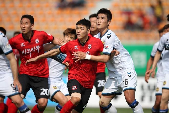 Incheon United thua trong ngay Cong Phuong da 28 phut hinh anh 1