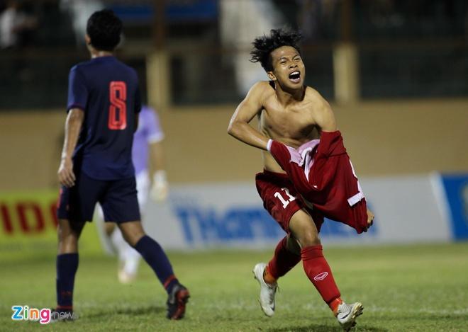 Thang Thai Lan 1-0, Viet Nam vo dich giai U19 quoc te 2019 hinh anh 1