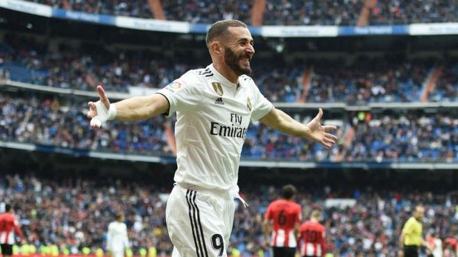 Benzema lap thanh tich ghi ban khien Ronaldo cung chiu thua tai Real hinh anh 1