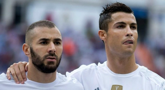 Benzema lap thanh tich ghi ban khien Ronaldo cung chiu thua tai Real hinh anh 2