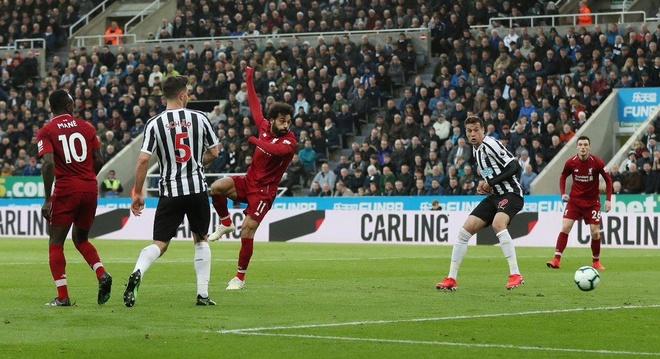 Liverpool,  Salah anh 3