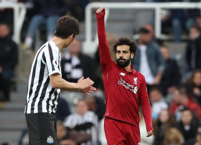 Liverpool,  Salah anh 4