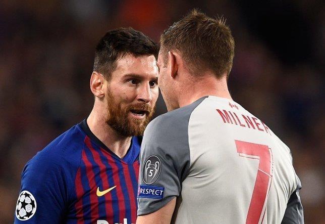 Lionel Messi goi cau thu Liverpool la 'con lua' hinh anh 1