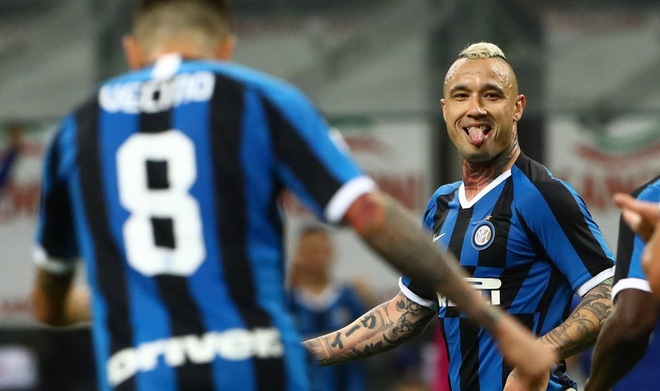 Thang nghet tho, Inter gianh ve du Champions League mua toi hinh anh 2
