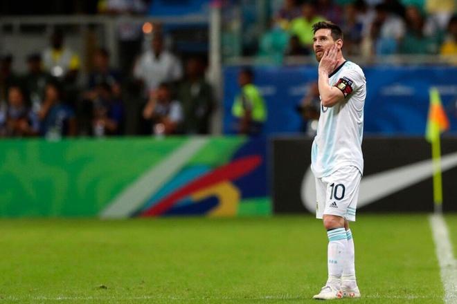 Messi ghi ban, Argentina co diem dau tien tai Copa America hinh anh 4
