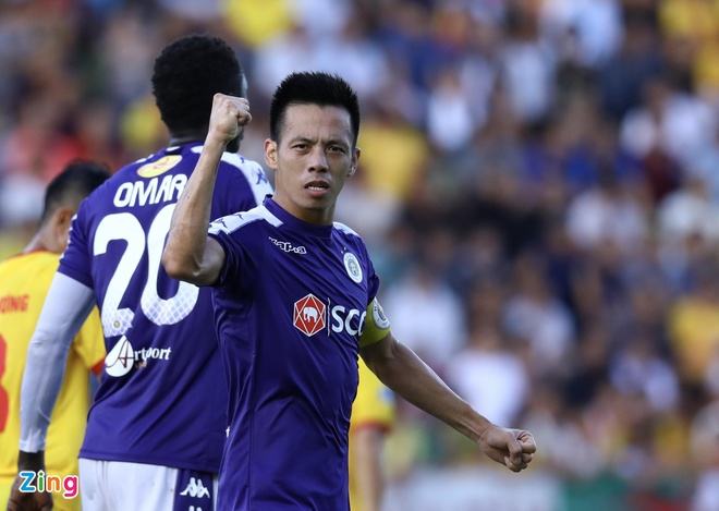 CLB Ha Noi vs Nam Dinh anh 1