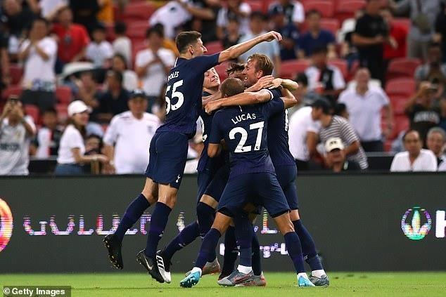 Juventus vs Tottenham anh 2