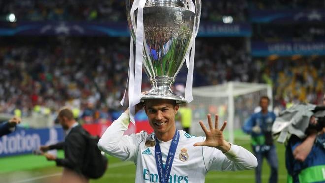 Ronaldo: 'Khac biet giua toi va Messi la Champions League' hinh anh 2