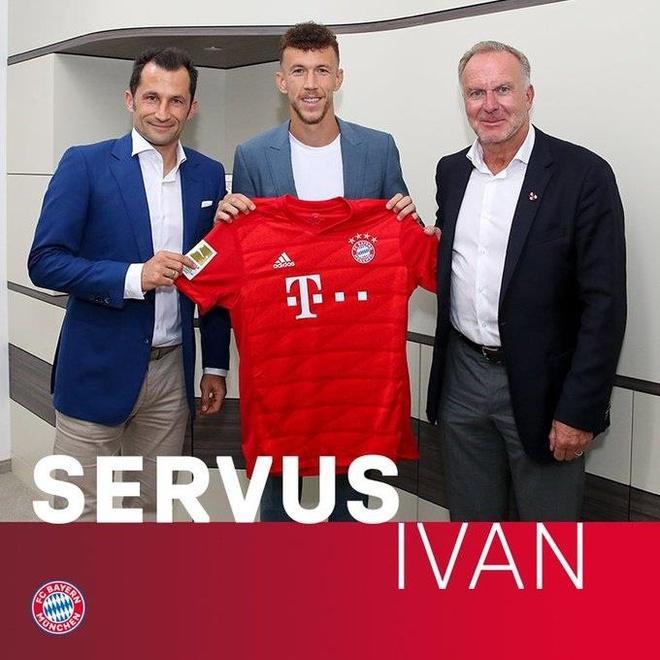 Ivan Perisic gia nhap Bayern Munich tu Inter Milan hinh anh 1