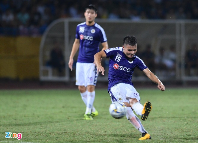 Quang Hai lap cu dup, CLB Ha Noi thang Altyn Asyr 3-2 tai AFC Cup hinh anh 1