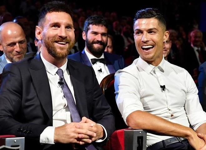 Ronaldo,  messi anh 1