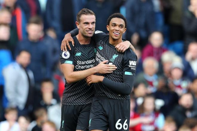 truc tiep Burnley vs Liverpool anh 1