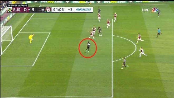 Liverpool,  Mane noi cau Salah anh 2