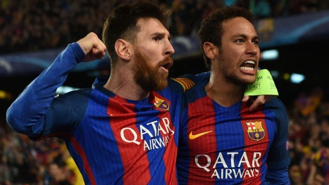 Barca, Real Madrid va nhung 'cu lua' mang ten Neymar, Pogba hinh anh 1