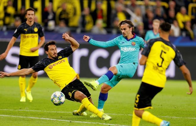 Reus da hong phat den khien Dortmund chia diem voi Barca hinh anh 1