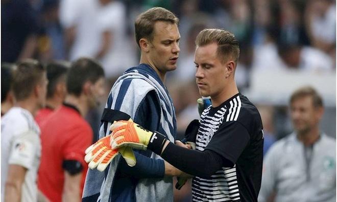 Bayern Munich khong nha nguoi cho DT Duc anh 2