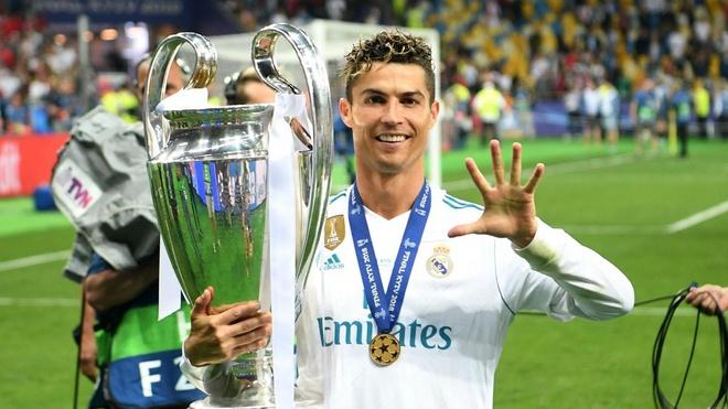 Cristiano Ronaldo muon tro lai Real Madrid hinh anh 1