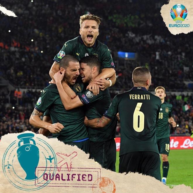 Tuyen Italy lam dieu chua tung co trong ngay gianh ve du Euro 2020 hinh anh 1