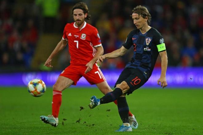 CDV xu Wales thanh tro cuoi vi che nhao Luka Modric hinh anh 1