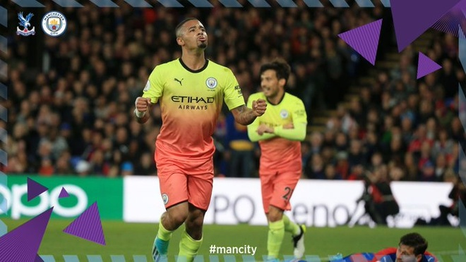 truc tiep Crystal Palace vs Man City anh 1