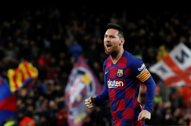 Griezmann vo mong tai Barca vi Messi hinh anh 2