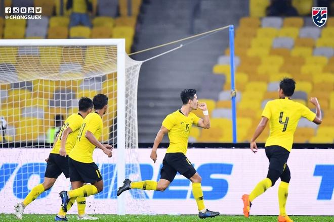 Thai Lan thua nguoc Malaysia 1-2 du Chanathip ghi ban som hinh anh 2
