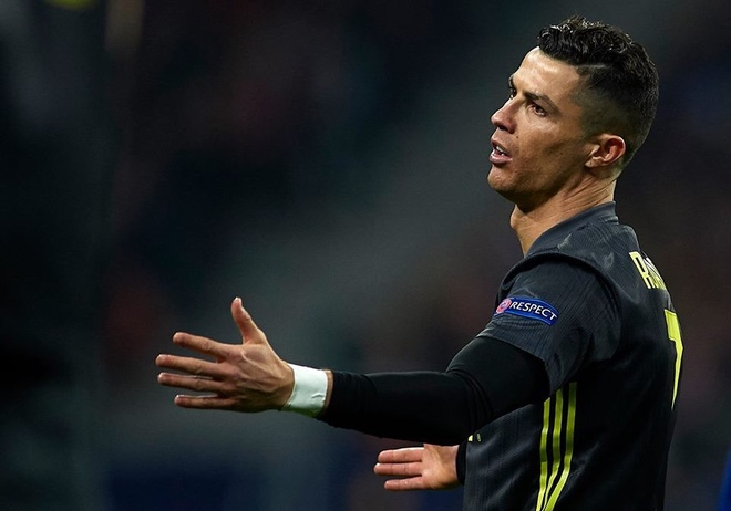 Ronaldo bi loai khoi doi hinh Juventus dau Atalanta hinh anh 1