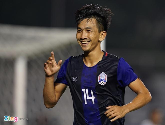 De bep U22 Timor-Leste 5-0, Campuchia dung dau bang A hinh anh 2