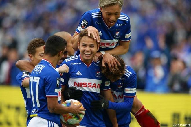 Hau ve Thai Lan vo dich J.League 2019 hinh anh 1