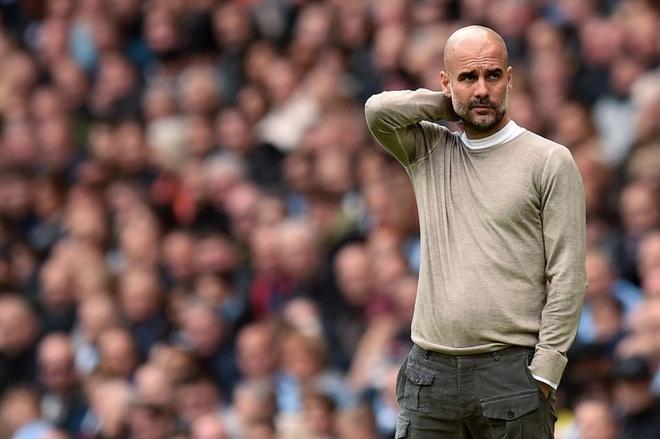 Pep Guardiola: 'Toi se khong bao gio dan dat MU' hinh anh 1 pep.jpg