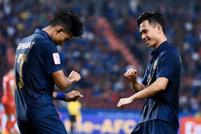 U23 Thai Lan de bep Bahrain 5-0 o tran ra quan giai chau A hinh anh 2 34.jpg