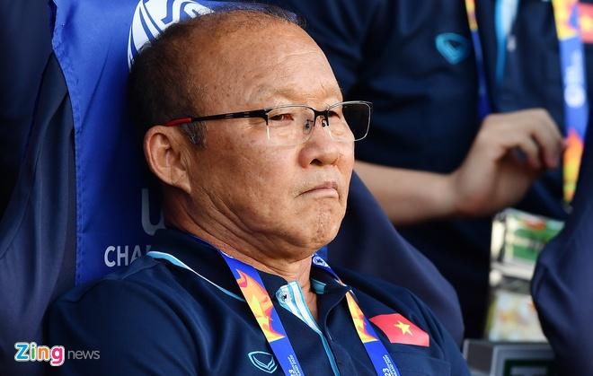 Kich ban nao de U23 Viet Nam vao tu ket giai chau A? hinh anh 3 Park_zing.jpg