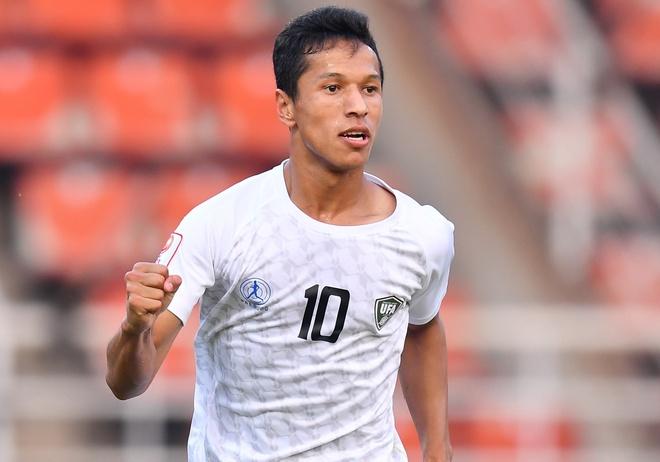 truc tiep U23 Han Quoc vs Uzbekistan anh 2