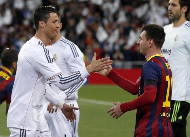 Messi: 'Cuoc dua voi Ronaldo se keo dai mai mai'